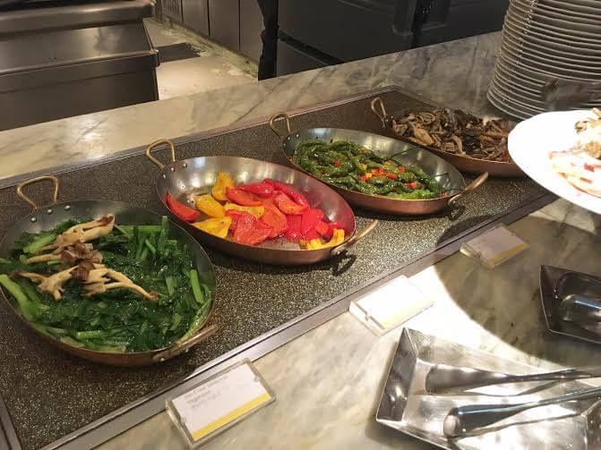 ウェスティン台北朝食11