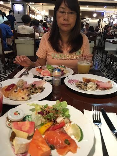 ウェスティン台北朝食12