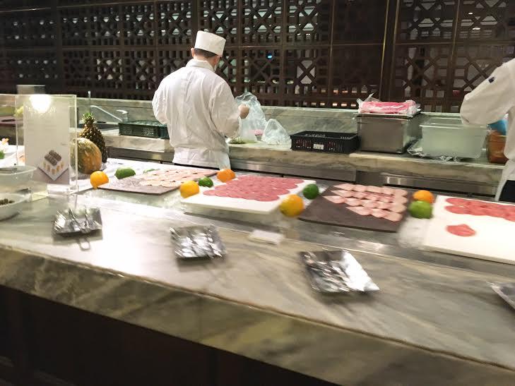 ウェスティン台北朝食2