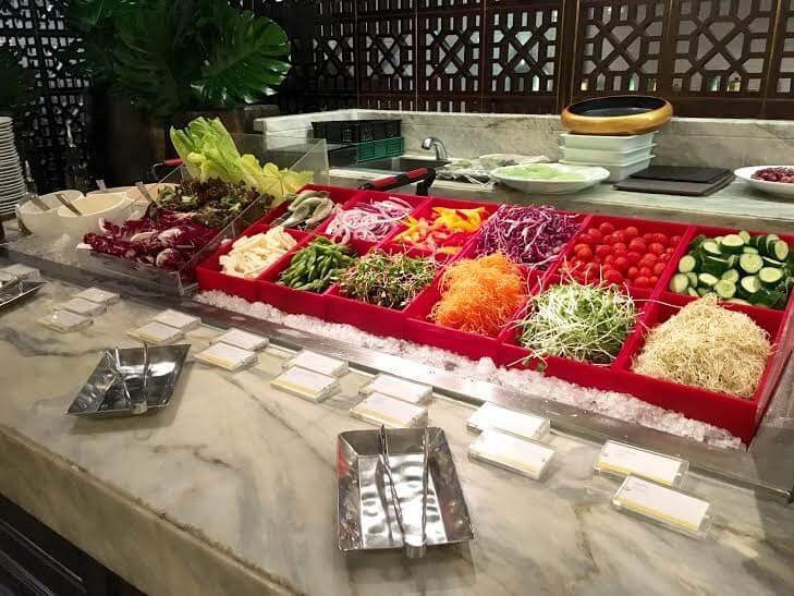 ウェスティン台北朝食3