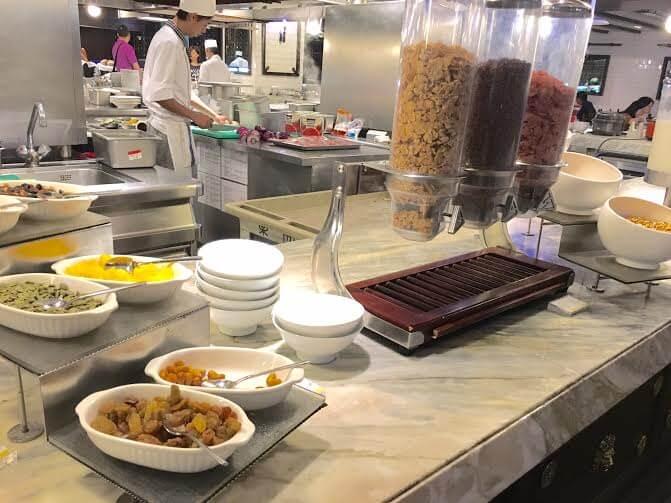 ウェスティン台北朝食6
